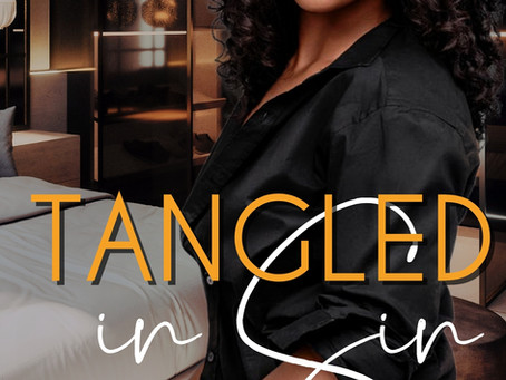 FRIDAY FREEBIE: Tangled in Sin by Shontaiye Moore #ChristianFiction #freebiefriday