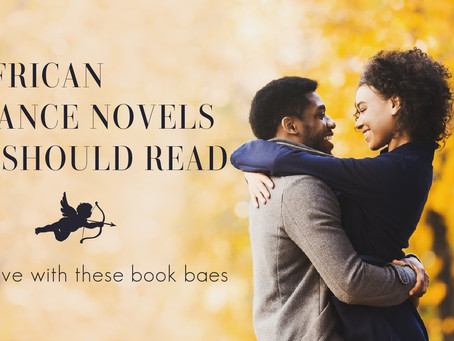 30 African romance novels you should read