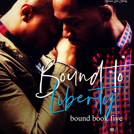 Breaking the barriers | BOUND TO LIBERTY @kirutaye @kaitylerauthor #Queer #MMRomance
