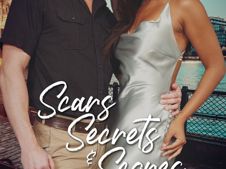 NEW BOOK ALERT: Scars, Secrets & Scores: The Ben & Selina Trilogy by @KiruTaye #steamyromance