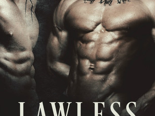 #CoverReveal #Giveaway Lawless Anthology: Manlove Edition @EvernightPub |