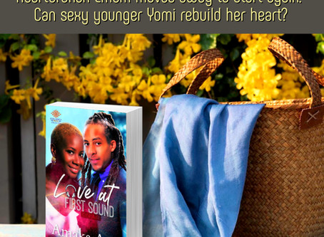 Summer of Love | LOVE AT FIRST SOUND @AmakaAzie #Romance