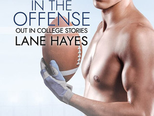 An unlikely friendship collides with intense attraction @LaneHayes3 #MMRomance #ku
