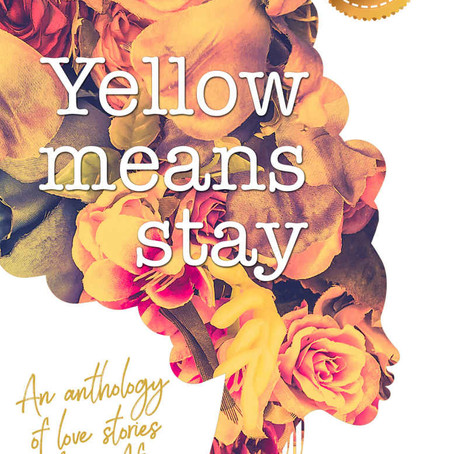 #BookRelease Yellow Means Stay #Anthology #African #shortstory