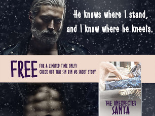 The Unexpected Santa by @DahliaDonovan is available for #FREE for a limited time only!