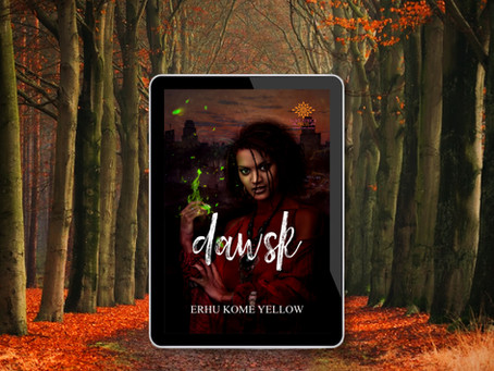 TBT: Dawsk by Erhu Kome Yellow #Fantasy #PNR @erhuwrites