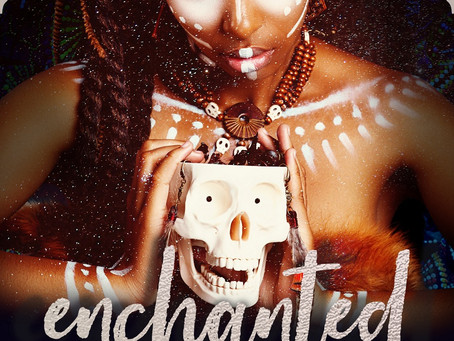 NEW BOOK ALERT: Enchanted: Volume Two #anthology @loveafricapress #halloweenreads