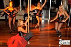 Dancer - Temple Nightclub