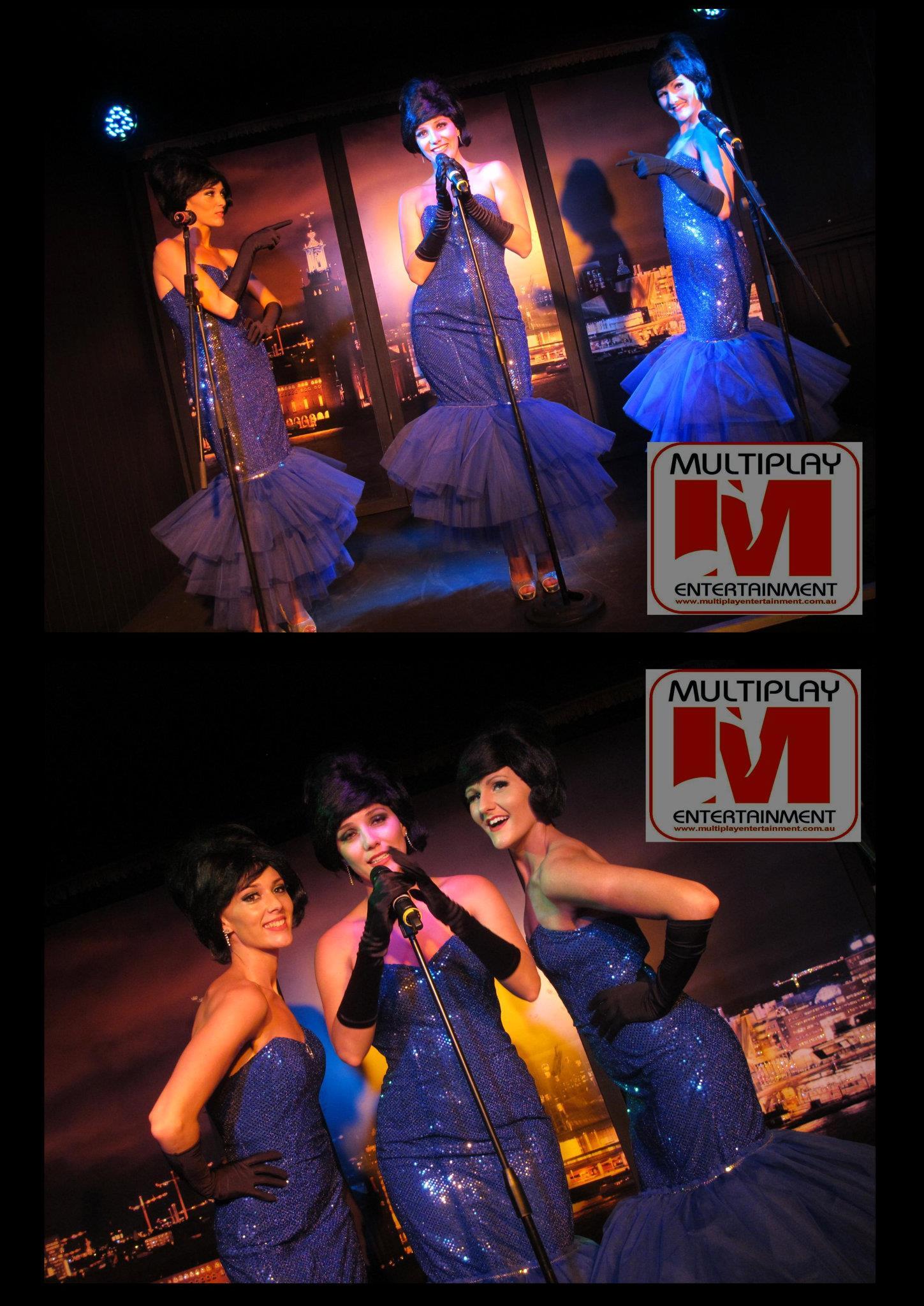 Singer - Supreme Sisters