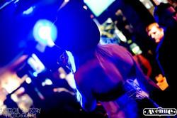 Singer - The Avenue nightclub
