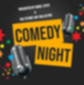 Copy of Comedy Show Flyer - Made with Po