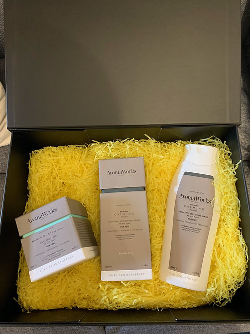 AromaWorks Mens Gift Set