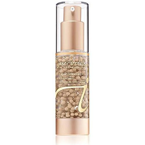 Light Beige - JANE IREDALE LIQUID MINERALS A FOUNDATION