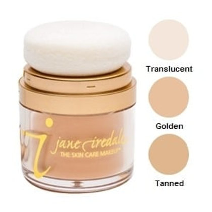 Tanned- JANE IREDALE POWDER-ME - SPF DRY SUNSCREEN