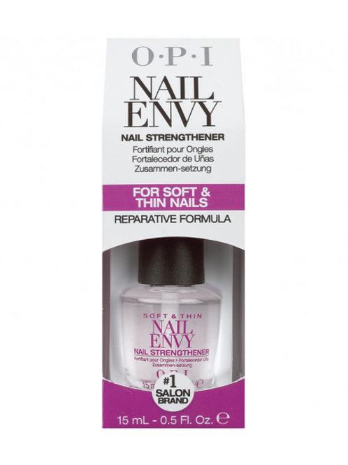 NAIL ENVY SOFT & THIN FORMULA