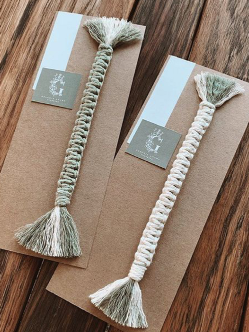 Hand made book Marks