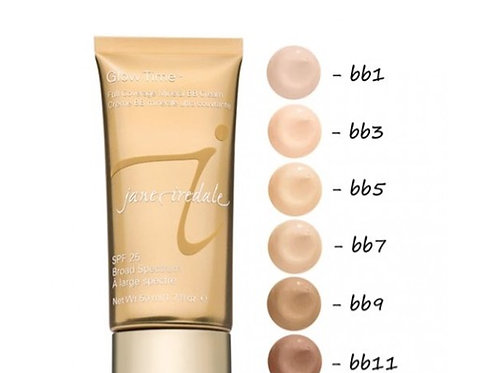 BB7JANE IREDALE GLOW TIME FULL COVERAGE MINERAL BB CREAM