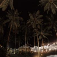 Dancing in the moonlight in Siargao Paradise