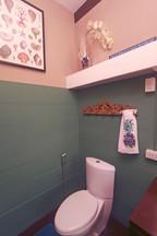 Comfort room in the Sea Room