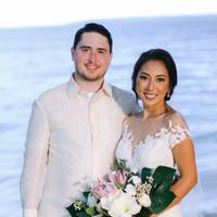 Gaby and Luigi newlyweds