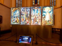 Herrenberg Stiftskirche Altar 2019 (©akrohn)