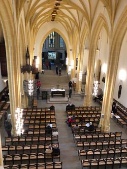 Herrenberg Stiftskirche 2019 (©akrohn)