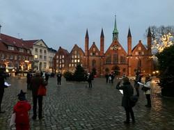 Lübeck Lockdown 12/2020 (©sseidensticker)