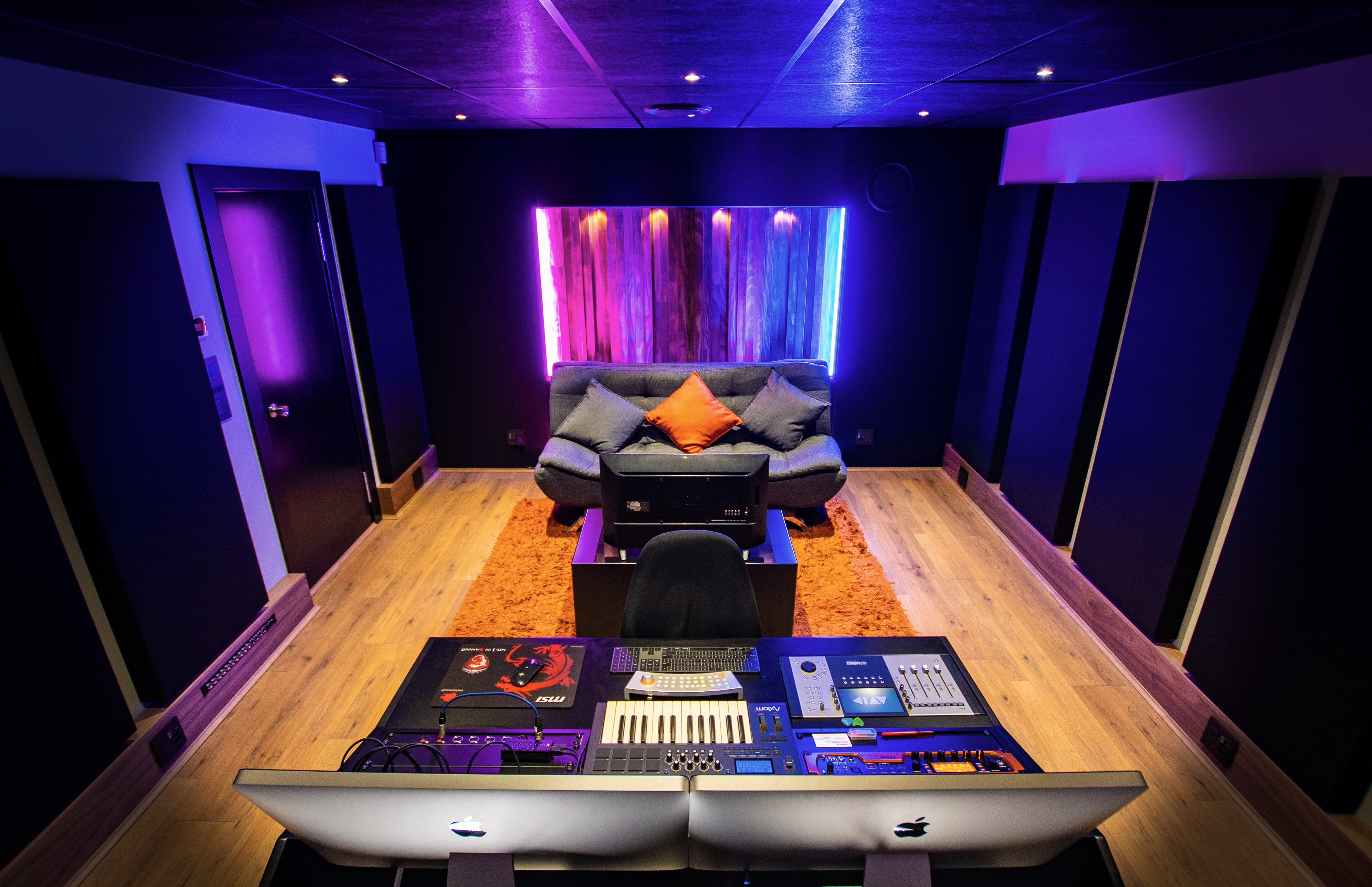 The AudioRoom Studio