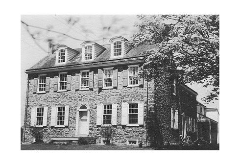 the David Barton Taylor house