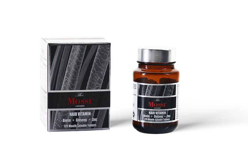 The Mossi London Hair Vitamin