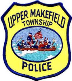 Upper Makefield Police Squad logo