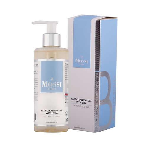The Mossi London Face Cleansing Gel