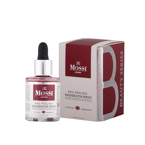 The Mossi London Liposamal Red Peeling Regeneration Serum