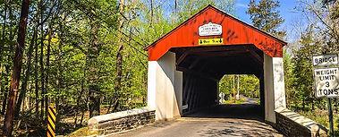 PA covered bridge