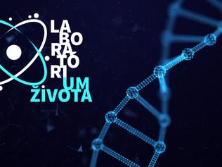 Nová audiovizuálna vedecká relácia Laboratórium života na webovom portáli