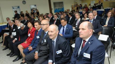 Európski ministri práce v Pečivárňach Sereď