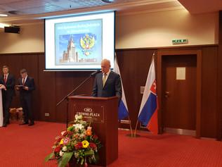 Deň diplomata Ruskej Federácie 2019