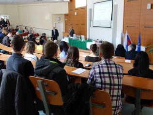 Zastúpenie I.D.C.Holding, a.s. na multidisciplinárnej vedeckej konferencii v Poprade