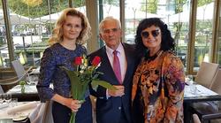 Slavomíra Mašurová, Štefan Kassay a Mária Kassayová
