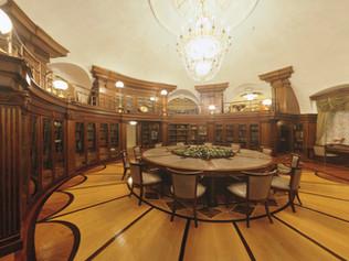 Publikácia Štefana Kassaya v prestížnej kremeľskej knižnici