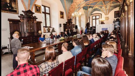 Prezentácia V. zväzku Podnik a podnikanie na Jagelonskej univerzite v Krakowe