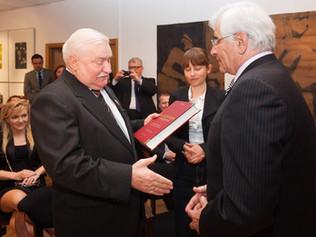Prezentácia poľského vydania III. zväzku Podnik a podnikanie