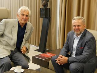 Rastislav Čavojský ocenený Veľkou zlatou medailou profesora Štefana Kassaya