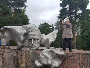 Upršaný deň v Helsinkách