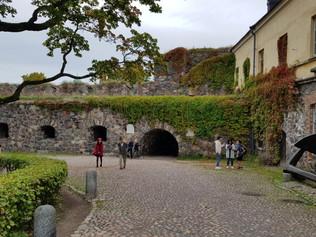 Suomenlinna - pevnosť na ostrove s bohatou minulosťou