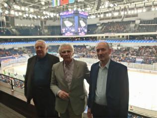 Humo zvíťazil nad Torom alebo uzbecké hokejové play off