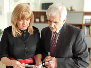 Stretnutie so štátnou tajomníčkou Ministerstva školstva, vedy, výskumu a športu, Oľgou Nachtmannovou