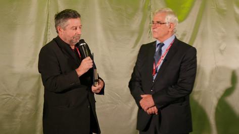 Ocenenie pre profesora Jána Košturiaka