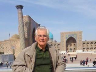 Nedeľa v Samarkande