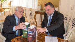 Štefan Kassay a Štefan Rozkopál